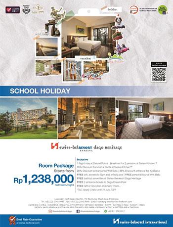 Swiss Bell Hotel Bandung